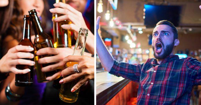 los 4 tipos de borrachos que existen banner