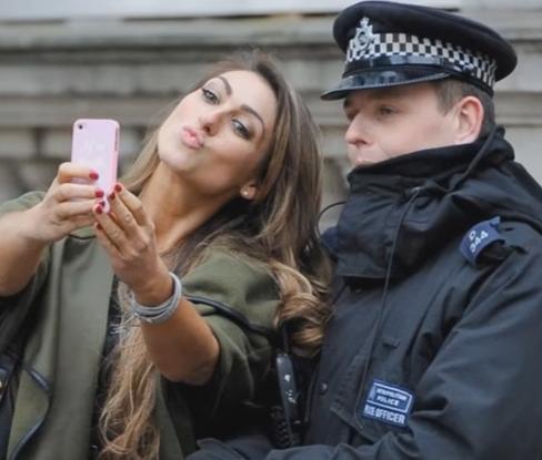 20 Divertidas pilladas de policías que prueban que ellos también cometen errores
