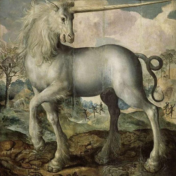 los unicornios eran reales pero tambien asustaban 214653