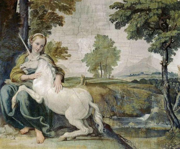 los unicornios eran reales pero tambien asustaban 214742