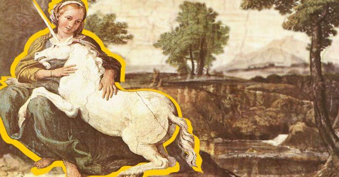 los unicornios eran reales pero tambien asustaban banner