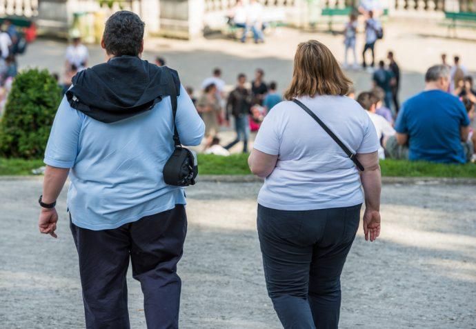 obesidad pareja peso