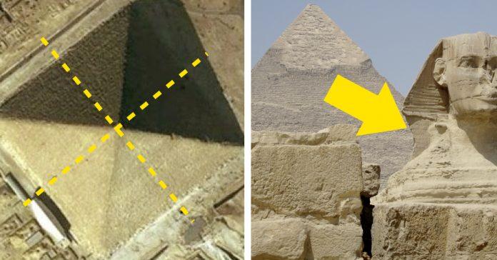 revelan misterios gran piramide giza banner