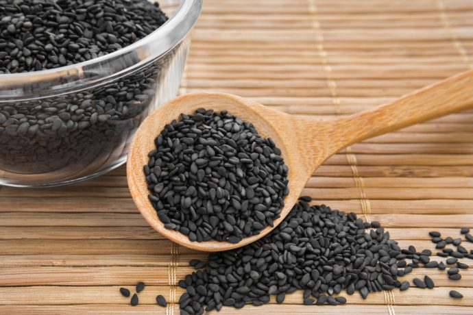 semillas negras