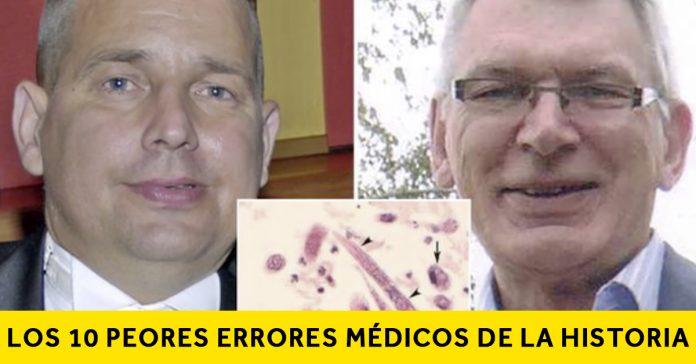 10 historias sobre peores errores medicos banner