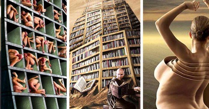 13 surrealistas imagenes que muestran la decadencia lado mas oscuro banner