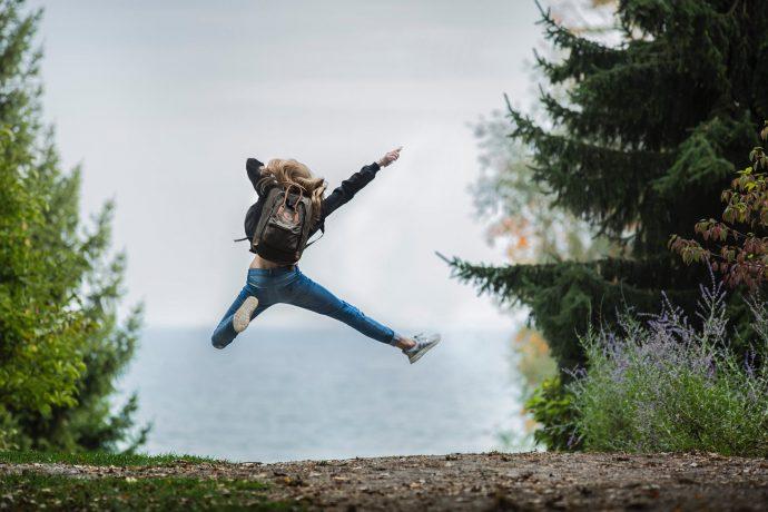 15 Cosas realistas que deberíamos hacer cada día para convertirse en una persona feliz