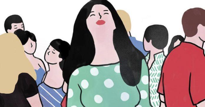 15 ilustraciones que nos ensenan como vive el romance y la soledad una mujer banner
