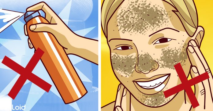 5 cosas que los dermatologos jamas se pondran en su propia piel banner