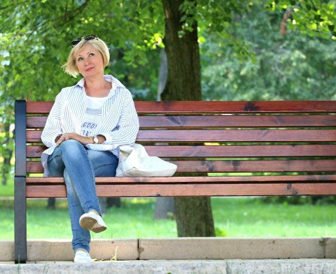 5 Cosas que deben seguir las mujeres con más de 40 para perder peso y conseguir un vientre plano