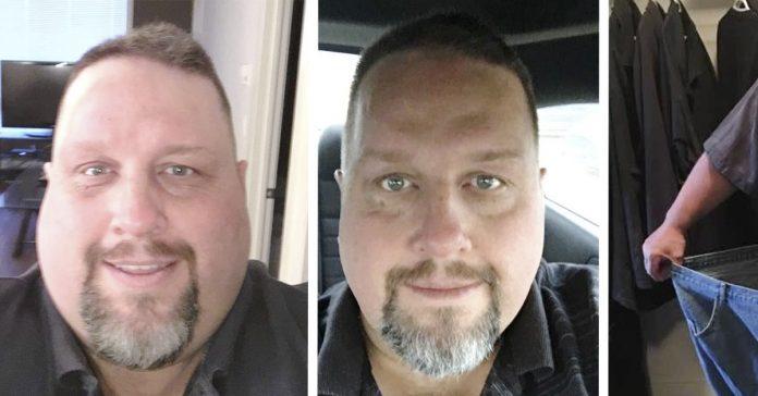 el cambio radical de tony el padre de familia que perdio 148 kilos por una evacuacion de emergencia banner