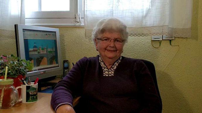 11 Impactantes cuadros que ha creado una abuela con 87 años usando solo el Microsoft Paint