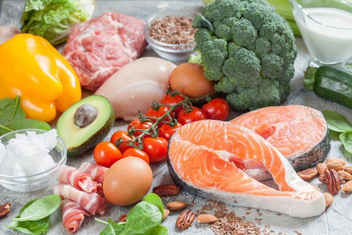 grasas salmon dieta cetogenica
