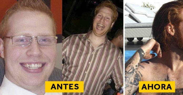 gwilym pugh la transformacion de un chico con sobrepeso a modelo por dejarse barba banner