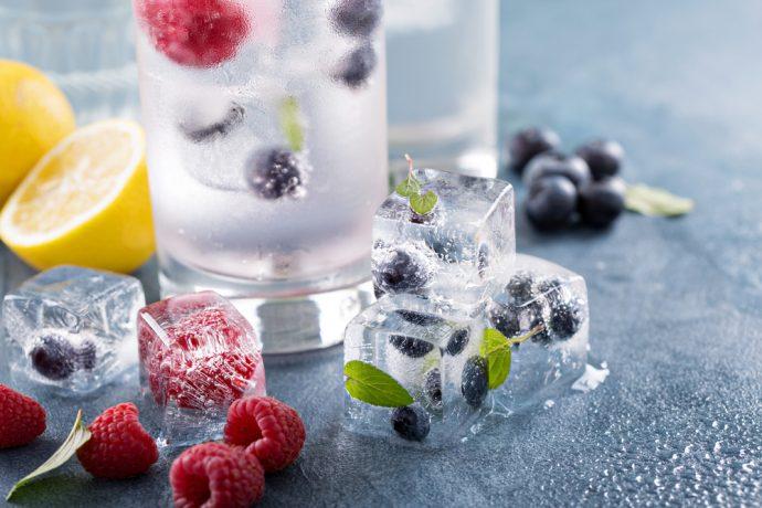 hielo refresco
