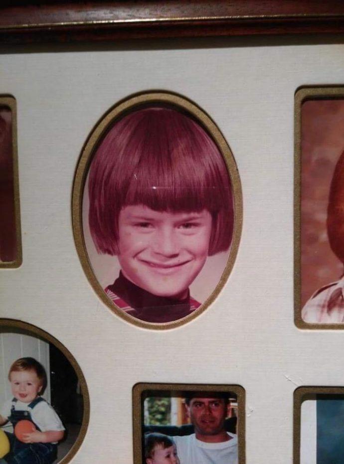 20 Vergonzosas imágenes de la pubertad y la infancia de personas que se arrepintieron de no haberlas borrado antes