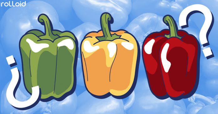 que pimientos son mejores verdes rojos banner