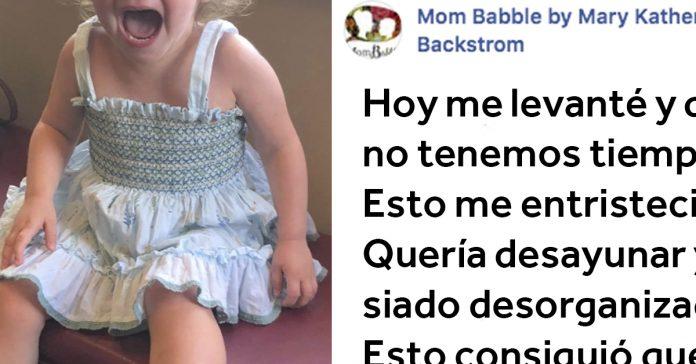una madre expone en redes banner