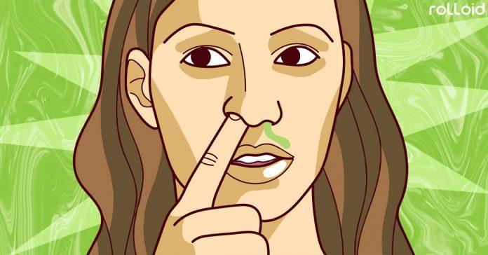 una nueva investigacion dice que comerse los mocos es realmente bueno para nosotros banners