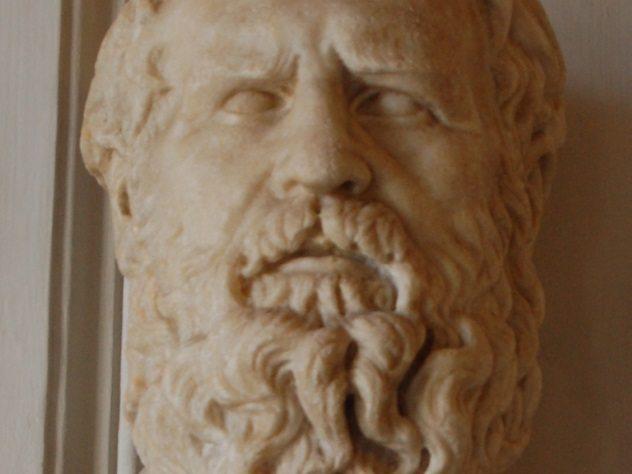 8 Extrañas historias de grandes héroes griegos que murieron de la forma más ridícula posible
