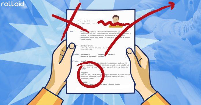 16 cosas que tienes que borrar de tu curriculum si quieres encontrar trabajo banner