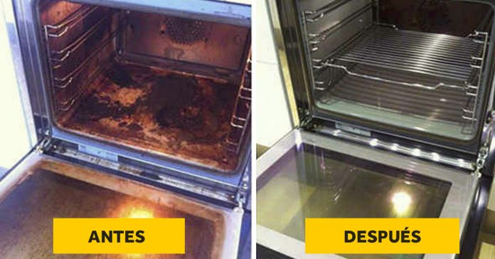5 trucos para limpiar tu horno banner
