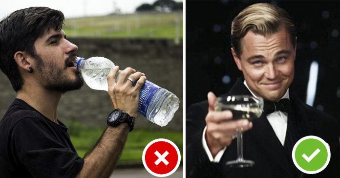 7 razones por las que es mejor beber en recipientes de cristal antes que en plastico banner