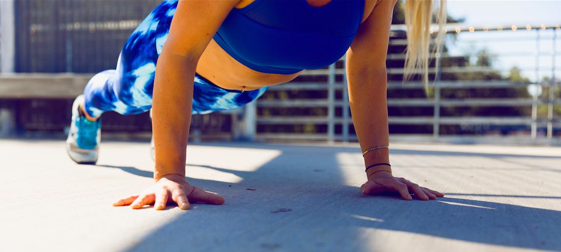 5 Ejercicios infalibles para perder barriga que son perfectos para las personas vagas