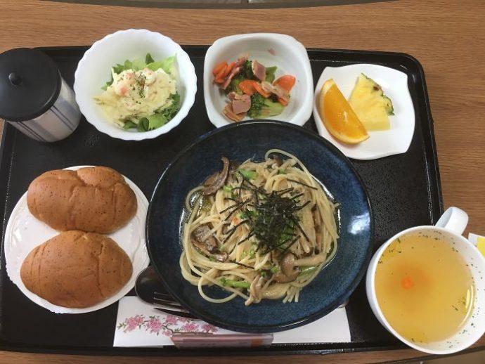 12 Imágenes que muestran los deliciosos platos de comida que sirven en los hospitales de Japón