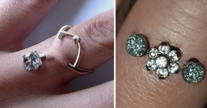 piercings en los dedos la nueva moda en redes para demostrar el compromiso de una pareja banner