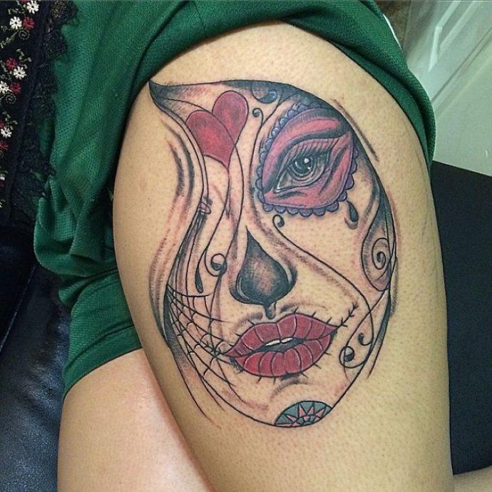 12 Imágenes que muestran la habilidad de un artista para saber el tatuaje que quieren sus clientes a partir de sus dibujos