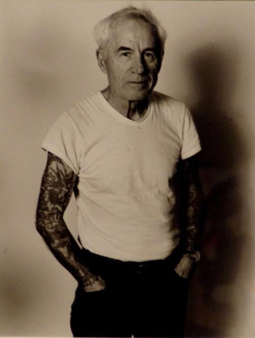 10 Imágenes que muestran lo que les ocurre a nuestros tatuajes cuando envejecemos