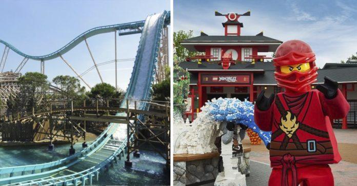 10 parques de atracciones considerados como los mejores del mundo banner