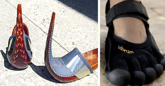 10 zapatos extranos mundo banner