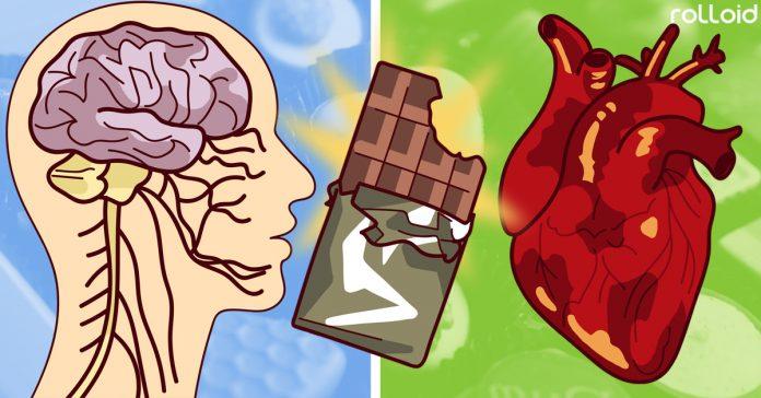 conoce los efectos para la salud chocolate negro banner