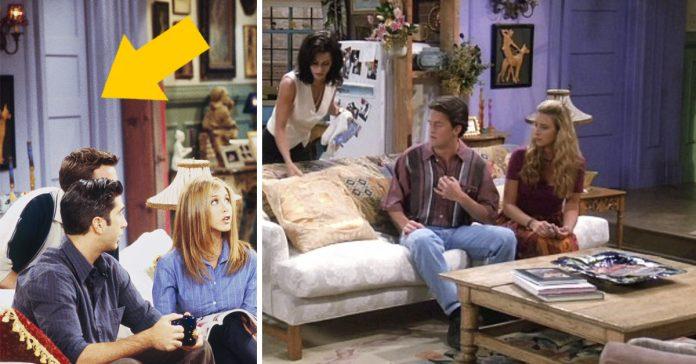el apartamento de la serie friends era morado por una curiosa razon banner