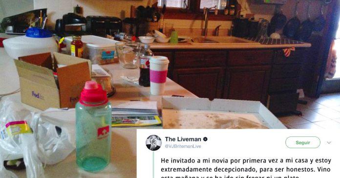 el test de la novia dejar tu casa desordenada para ver si ella pasa la prueba banner