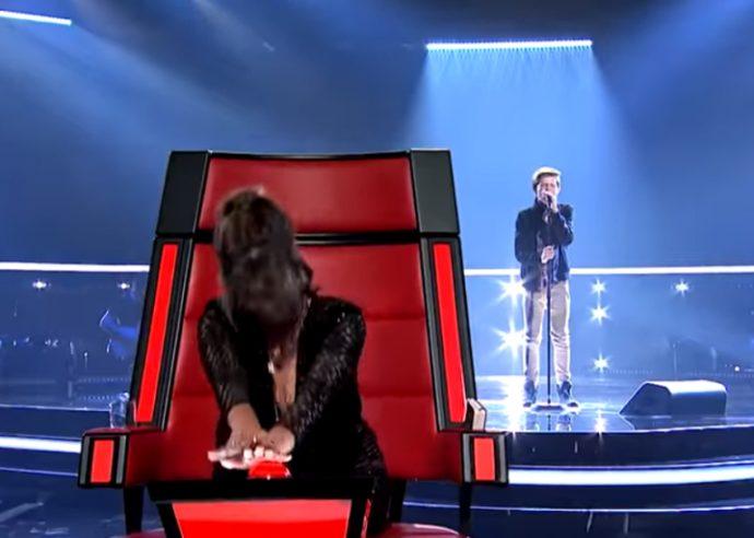 Un chico de 15 años triunfa en televisión con la actuación de los Jackson 5 que hizo girar las 4 sillas del jurado