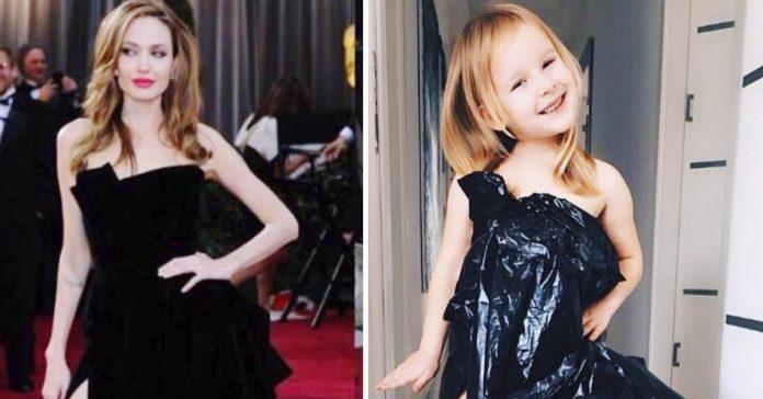 la nina de 8 anos que se viste para la pasarela mejor que las celebrities banner
