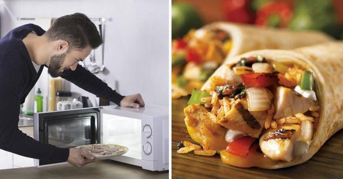 la razon por la cual calentar comida en el microondas es mas peligroso de lo que creesa
