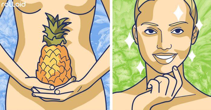 los beneficios salud desconocias pina banner