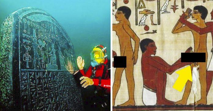 objetos antiguo egipto banner