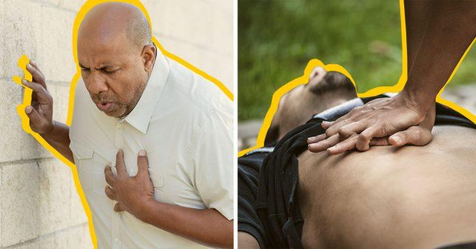 por que debemos saber la diferencia entre un ataque cardiaco y un paro cardiaco banner