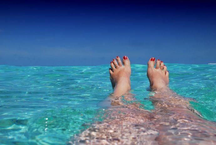 4 Tipos de personas típicas según la forma de tus dedos del pie