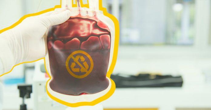 que ocurre con la sangre donada que no se utiliza banner
