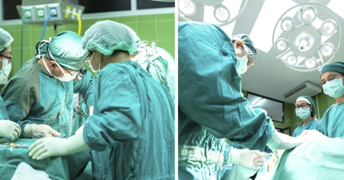 10 personas que se despertaron durante la cirugia banner