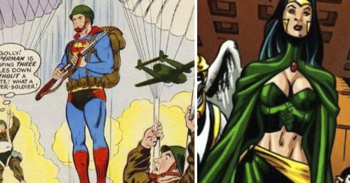 10 superheroes que pueden ofenderte por lo que representan..banner
