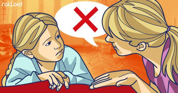 5 cosas que nunca debes decirle a tus hijos ninos banner