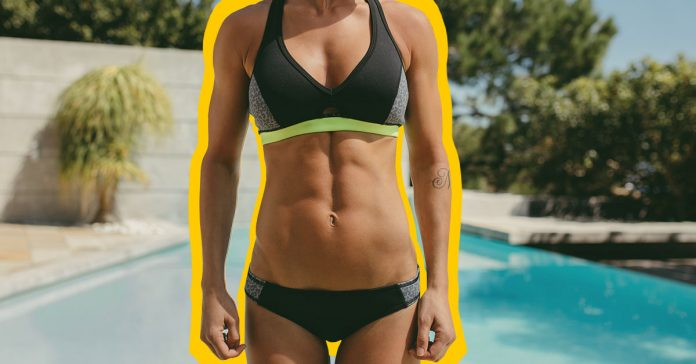 8 ejercicios para quemar calorias en el agua banner