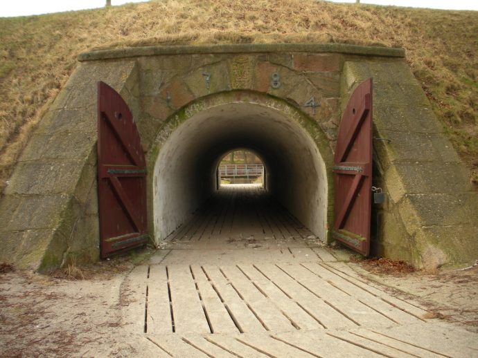 architecture tunnel arch fortification infrastructure denmark 1249967 pxhere.com